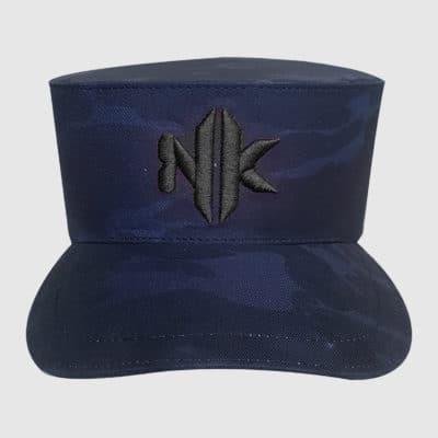 NK SPIRIT logo Noir face