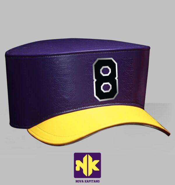8 violet biais
