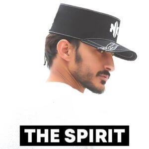 the spirit new unchain freestyle DARE THE MINDSET cap hat casquette nova kapitano